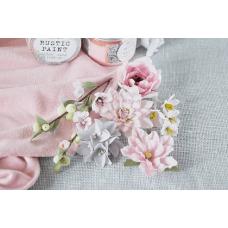 """Набор цветов Pastel Flowers """"Цветочный блюз"""" розовый"""
