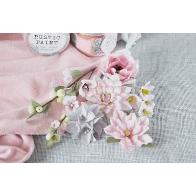 """Набор цветов """"Цветочный блюз"""" розовый"""