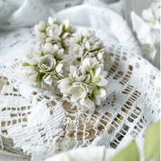 Набор цветов Pastel Flowers Малыши бежевые