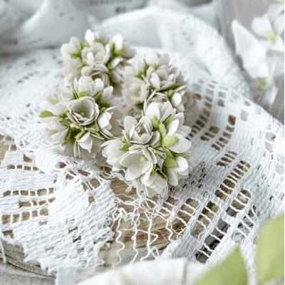 Набор цветов Малыши бежевые