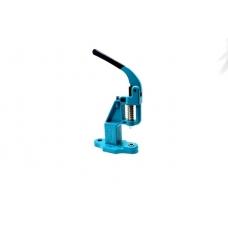 Пресс ТЕР-2 для установки фурнитуры универсальный цв. БИРЮЗОВЫЙ