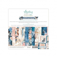 "Набор бумаги 15х15 ""Harmony"", половинка"
