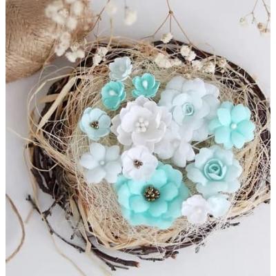 Набор цветов Мятный микс