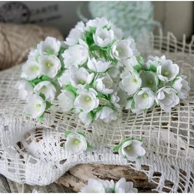 Набор цветов Малыши белые