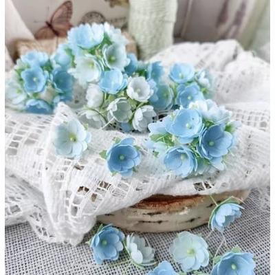 Набор цветов Малыши голубые