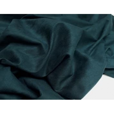 "Замша двухсторонняя зеленая ""Изумруд"", 25х70 см"