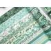 Набор декоративных скотчей, цвет - Тропикана