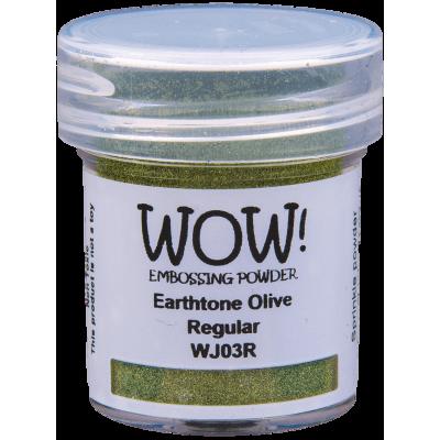 Пудра для эмбоссинга WOW Earthtone Olive