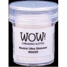 Пудра для эмбоссинга WOW, WS02R (T)