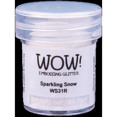 Пудра для эмбоссинга WOW Sparkling Snow