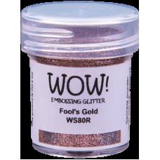 Пудра для эмбоссинга WOW, WS80R (O)