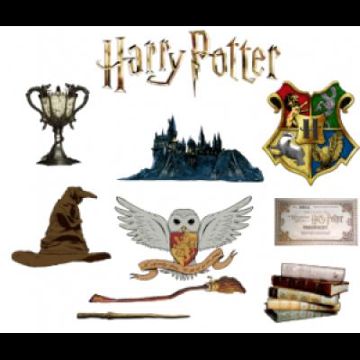 Набор Harry Potter. Печать на акриле