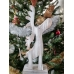 Новогодний декор - деревянный Олень