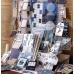 Тематическая винтажная подборка - синяя