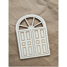 """Чипборд """"Дверь арочная"""""""