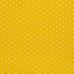 Отрез польского хлопка премиум класса 40х50 см желтый горох