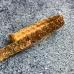 Тесьма с пайетками, золото, 1 ярд
