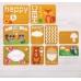 """Набор карточек для творчества """"Лесная сказка"""", 9,5 х 10 см Арт Узор"""