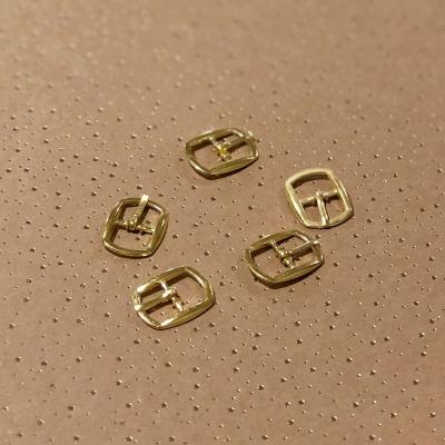 Пряжка 1,2 см, золото