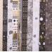 Бумага для скрапбукинга фольгированием «Сияние ночи», 30,5 × 30,5 см 250 г/м