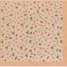 Ацетатный лист «Утонченная нежность», 20 × 20 см