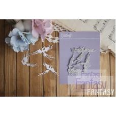 """Нож для вырубки Fantasy """"Птички счастья"""""""