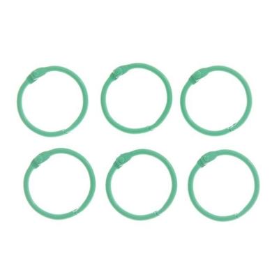 """Кольцо для творчества """"Светло-зелёное"""" d=3 см"""