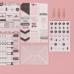 Набор по созданию ежедневника «Мой блокнот», 18,3 х 24,7 х 3,6 см Арт Узор
