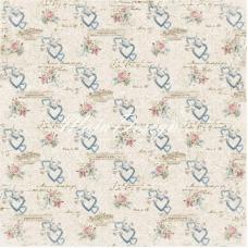 Лист 30х30 Vintage Romance - Deep love,Maja Design
