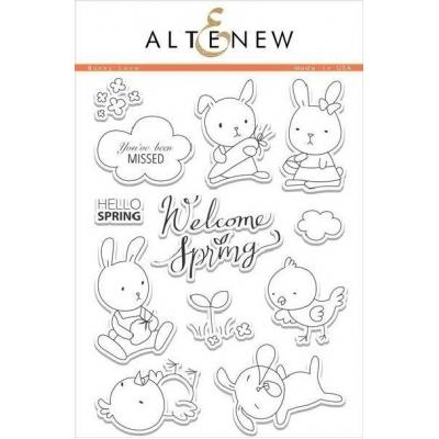 Штампы Altenew Bunny Love
