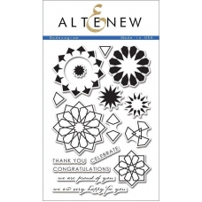 Штампы Altenew Dodecagram