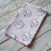 Ткань для пэчворка Stof Овечки розовые 50х35 см