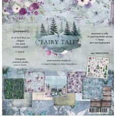 "Набор двусторонней бумаги ""Fairy tale"" 30*30см"