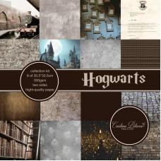 Набор бумаги 30.5x30.5 Hogwarts, 300г