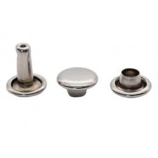 Хольнитен двухсторонний №0 (5мм), сталь, серебро