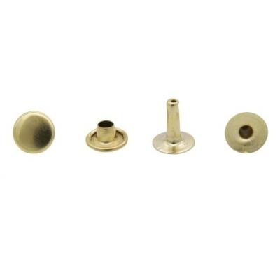 Хольнитен №33 (7мм), сталь, золото, 200шт.