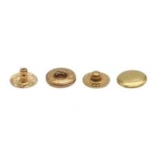 ВТ-2 Кнопка 10мм, сталь, золото