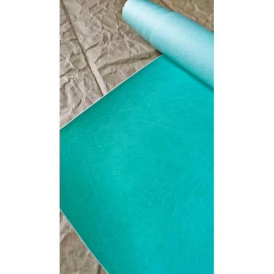 Переплетный кожзам матовый мятный без тиснения 35х50 см