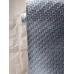 Кожзам на тканевой основе серебряное плетение, отрез 34x45см