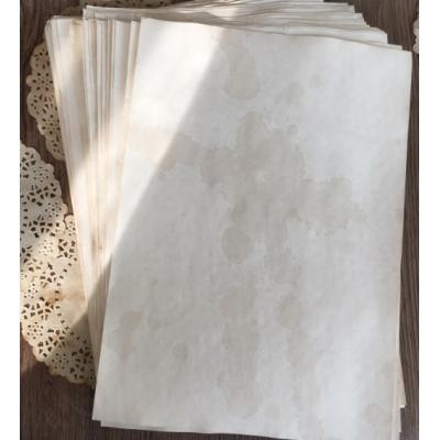 Кофейный лист, ретро