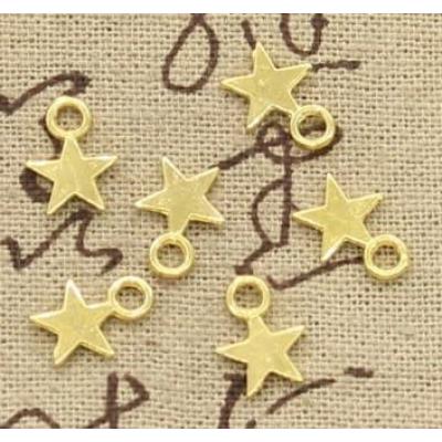 Подвеска в форме звезды