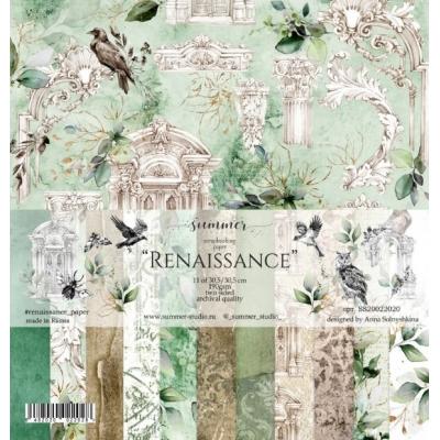 """Набор двусторонней бумаги """"Renaissance"""" 30*30см"""