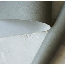 Переплетный кожзам серый с тиснением под мятую кожу 35х50 см