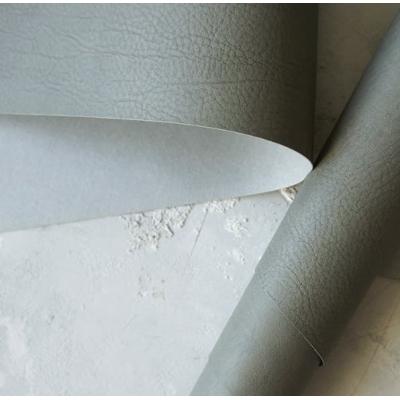 Переплетный кожзам серого цвета с тиснением под мятую кожу 35х50 см