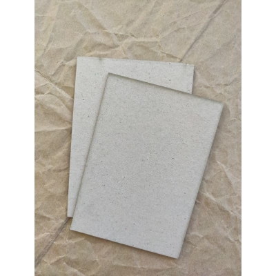Переплетный картон 1,5мм, 9,5х13,5см